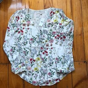 Loft Wildflower Top